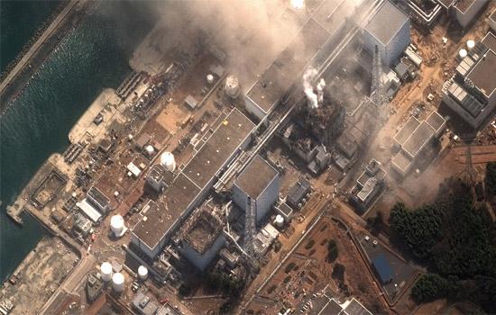 Traurige Bilder aus Japan