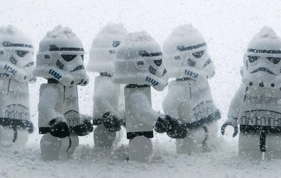 Lego Star Wars Szenerien