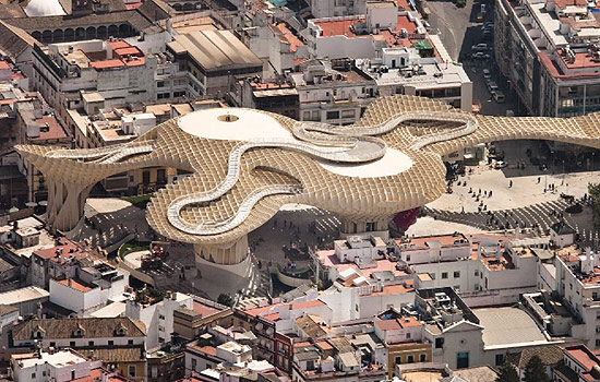 Streitbare Architektur die sich sehen lassen kann
